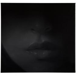 Gazing Again#1, oil on canvas 45x50 bilbao 2013