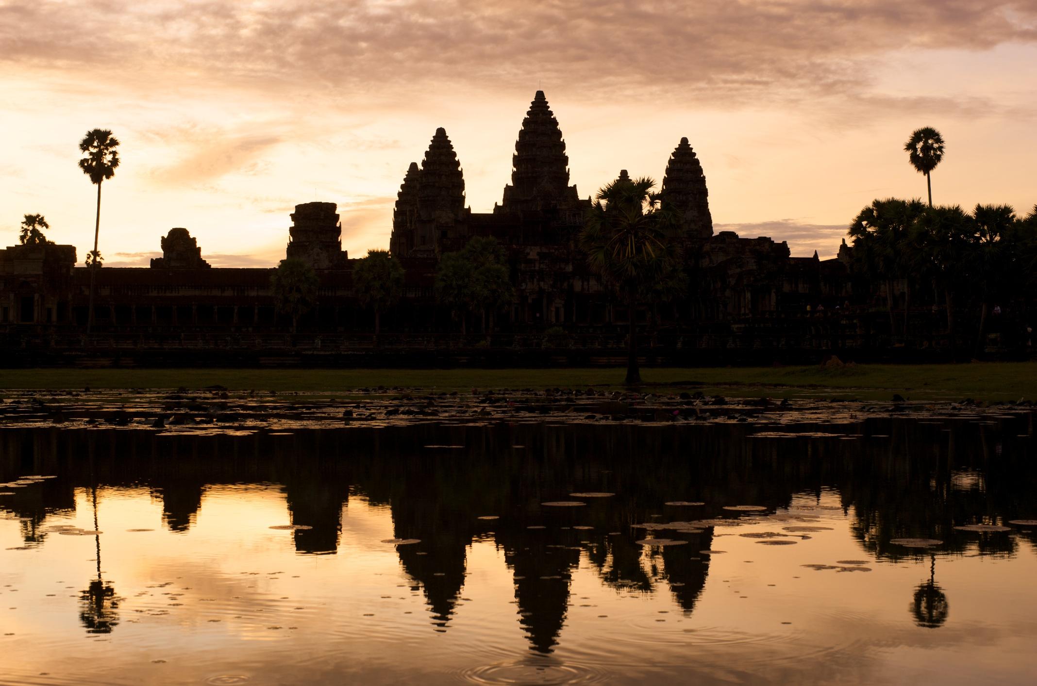 柬埔寨 JULY 2009