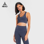 HEALY防震健身文胸女跑步背心胸衣聚拢瑜伽高强度运动内衣防下垂