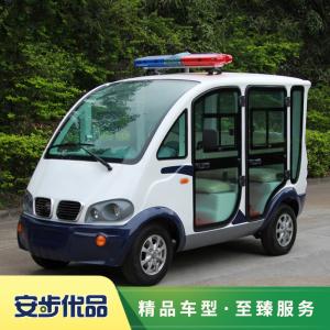 六座电动封闭巡逻车|全封闭电动巡逻车|电动执法车|治安巡逻电动车