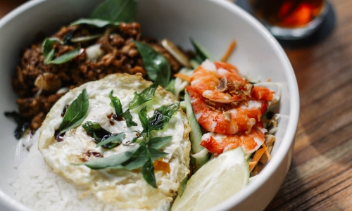 Thai Brunch Bowl 8