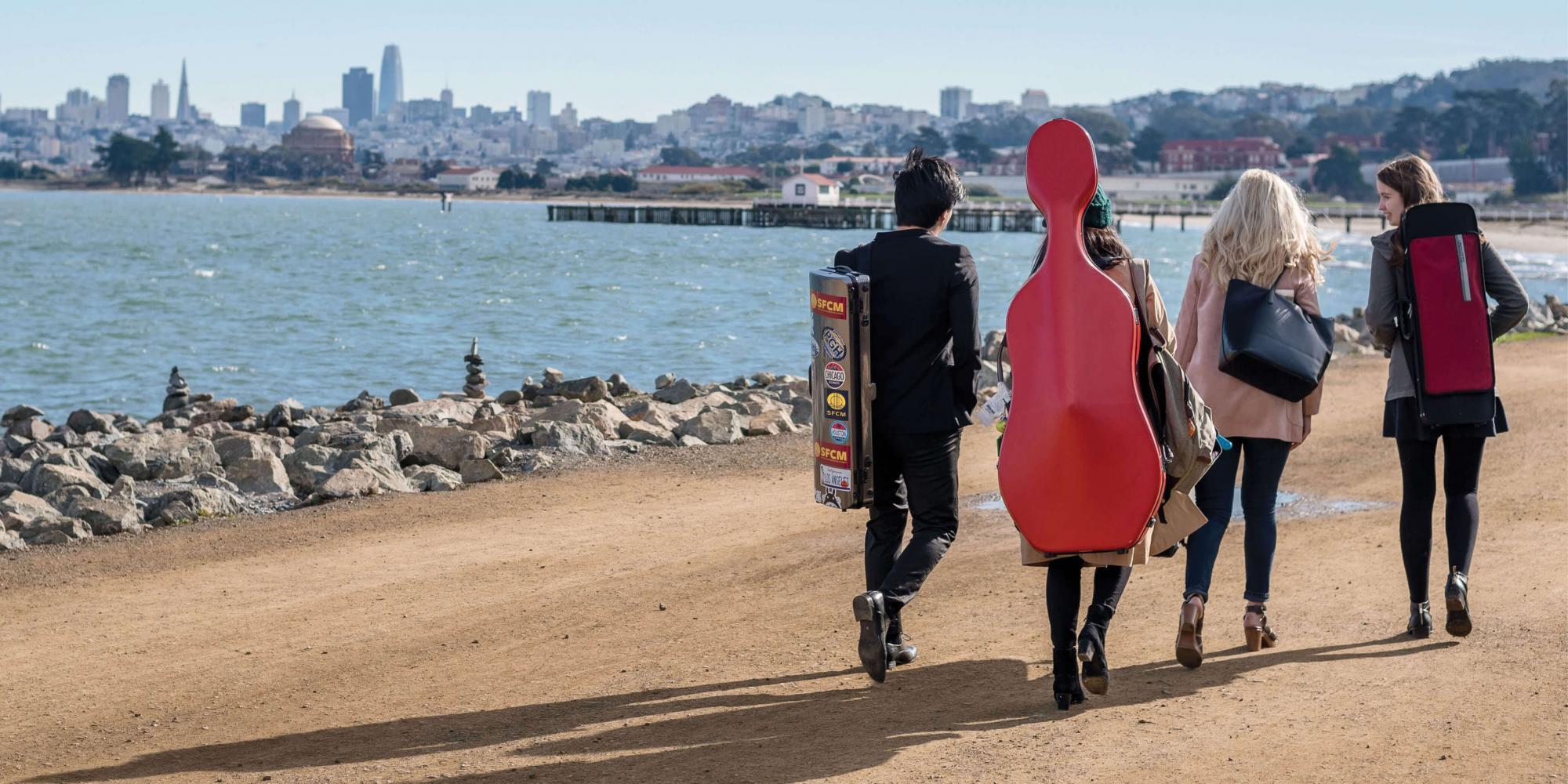 音乐留学 | 美国旧金山音乐学院留学申请简要介绍