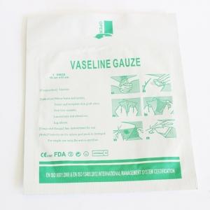 Gaze de Paraffine, Gaze de Vaseline