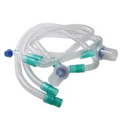 Circuit respiratoire à l'intérieur lisse