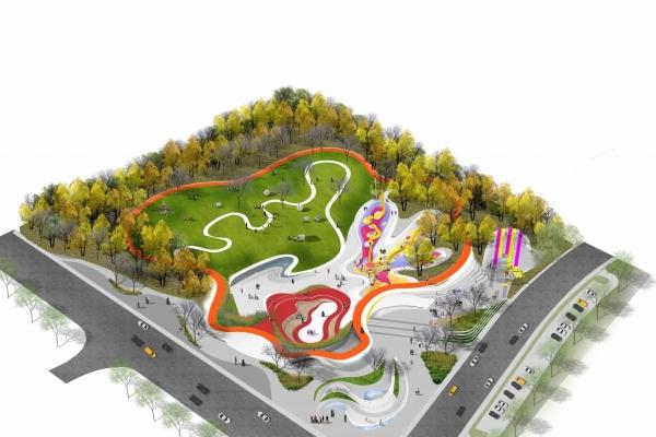 Yinzhu Park