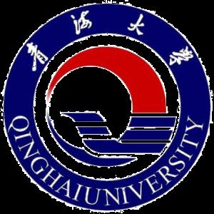 青海大学logo