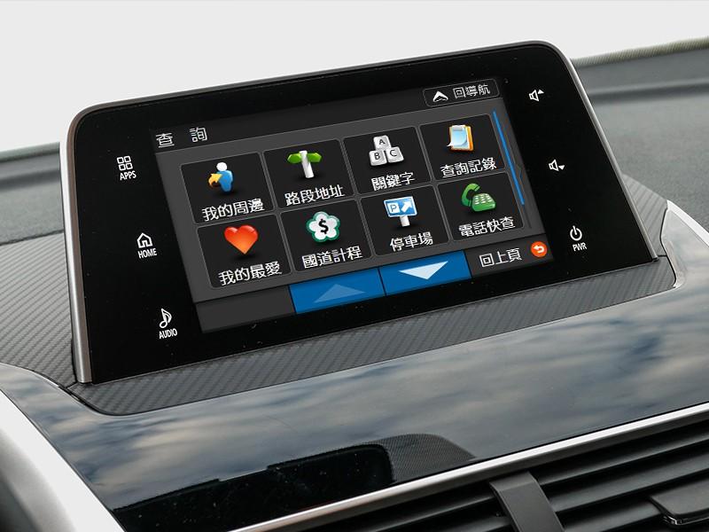 Car GPS Navigator multimedia video interface box for Mitsubishi