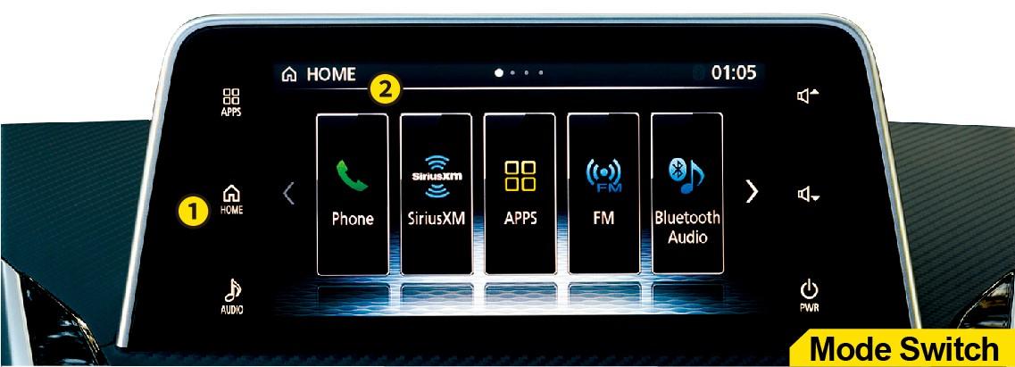 Car GPS Navigator multimedia video interface box for Mitsubishi Eclipse cross, ASX, LS200, Outlander