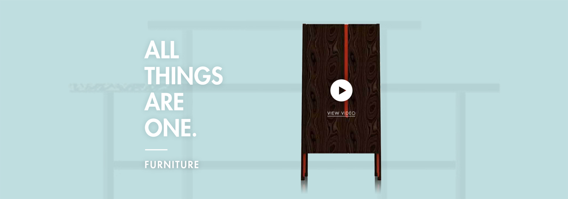 WEI YEE's Furniture|All Things are One