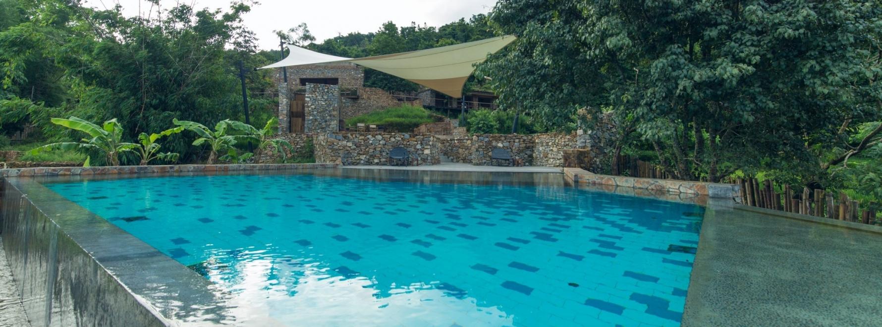 Infinity eco-pool