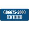 GB6675-2003 certified 86fashion