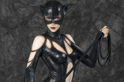 DC Comics Fantasy Figure Gallery Catwoman Resin Statue 86fashion