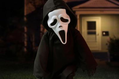 Ghostface Plush Maker 86fashion Customs