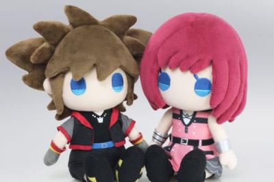 SORA PLUSH - KINGDOM HEARTS SERIES Custom Anime Plush ManufacturerSORA PLUSH - KINGDOM HEARTS SERIES Custom Anime Plush Manufacturer
