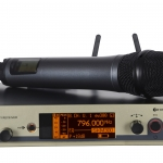 Wireless Handheld Microphone System