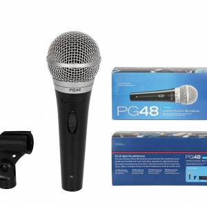 PG48 wired microphone