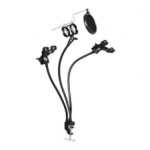 MV three hose support