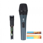 e835S Handheld Cardioid Dynamic Mic w/Switch
