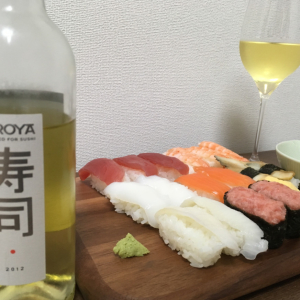 最佳壽司配搭 Spanish Perfect Pairing with SuShi