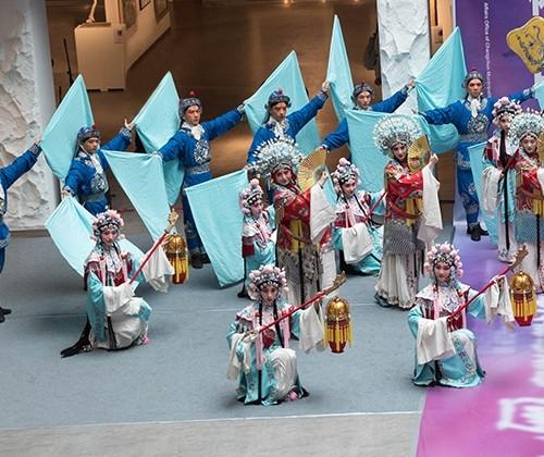 中国优秀传统文化体验日