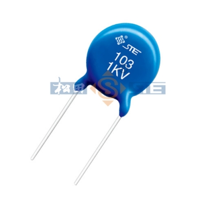 CC81 Ceramic Capacitor