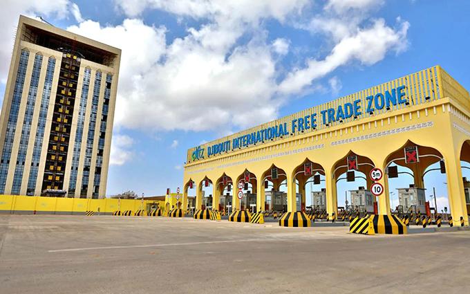 Djibouti International Free Trade Zone