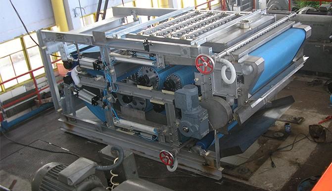 belt press filter