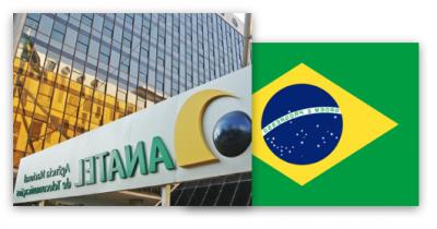 ATIC Brazilian ANATEL Certificate For Telecommunication Device