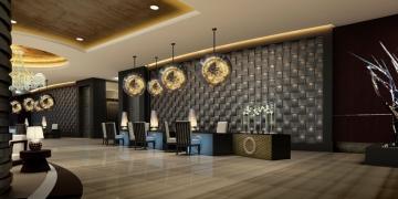 HUABEI专业室内空间设计,建筑设计,酒店设计和商业办公楼设计。