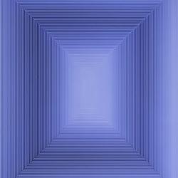戈子馀, 波系列-18,  综合材料, 64×74cm, 2016
