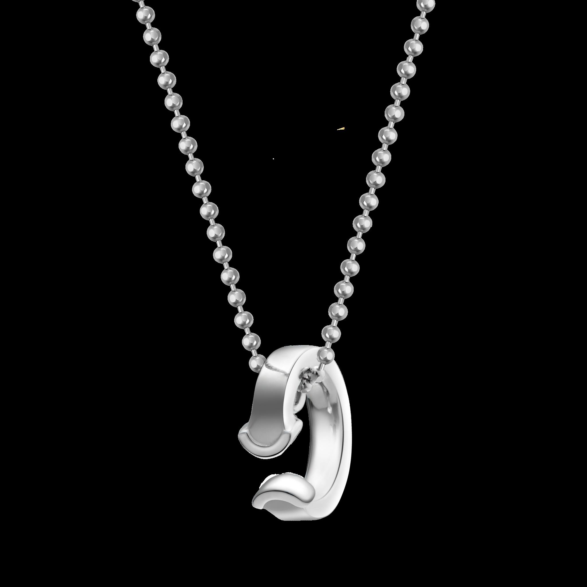 KIZUNA Collection 18K白金项链 5399