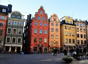 斯德哥尔摩老城 Gamla Stan1