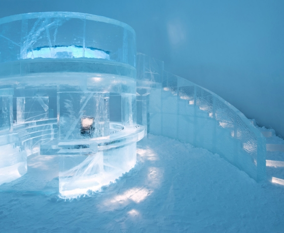 冰旅馆 Ice Hotel (2)