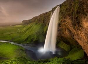 塞里雅兰瀑布 Seljalandsfoss (3)
