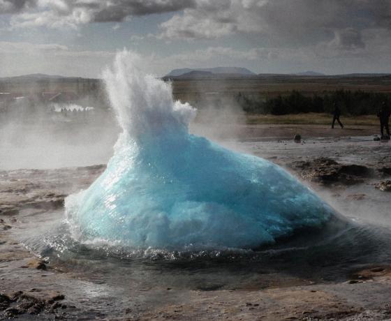 盖歇尔间歇泉Geysir (5)