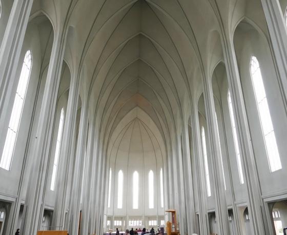 哈尔格林姆斯大教堂    Hallgrímskirkja (1)