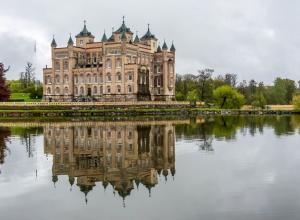 瑞典城堡狩猎