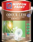立邦防潮淨味五合一內牆乳膠漆