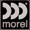 Morel logo gray