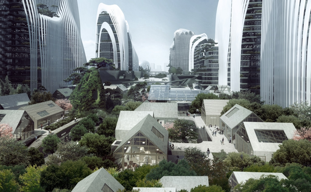 2. MAD_12004_Nanjing Zendai Himalayas Center_i_02_rendering_view of central valley