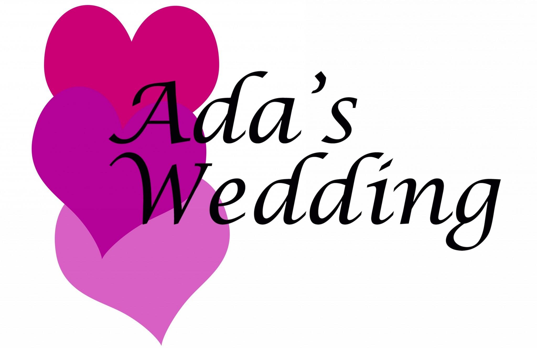 Ada's Wedding I 最具信譽一站式婚禮統籌服務公司I婚展價l婚禮司儀$2280