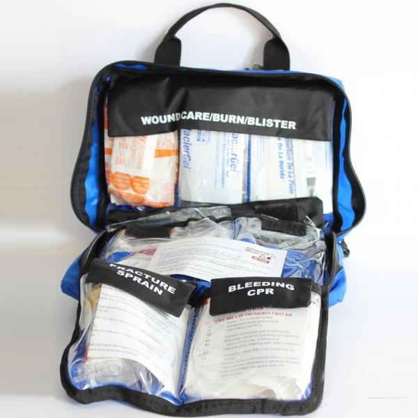 Wochenende Erste-Hilfe-Kit