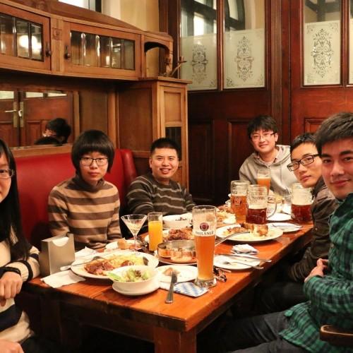201401 dinner