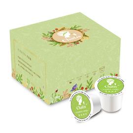 茉莉綠膠囊茶