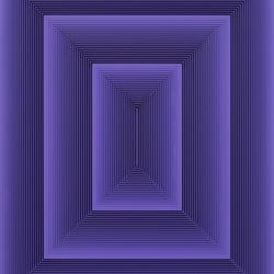 戈子馀, 格系列之二,  综合材料, 48×58cm, 2015