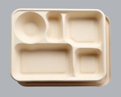5格打包盒