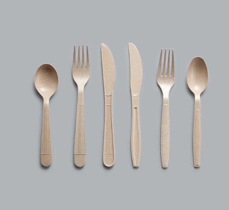 麥秸秆20系列刀叉勺