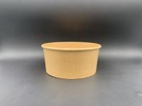500ml牛皮紙沙拉碗