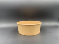 750ml牛皮紙沙拉碗