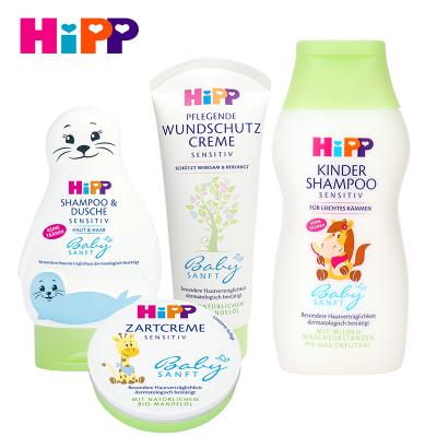 5.Hipp喜寶系列嬰兒產品低至5折